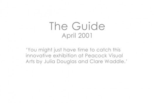 The Guide, April 2001