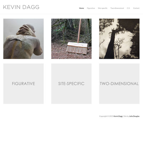 Julia Douglas, Kevin Dagg