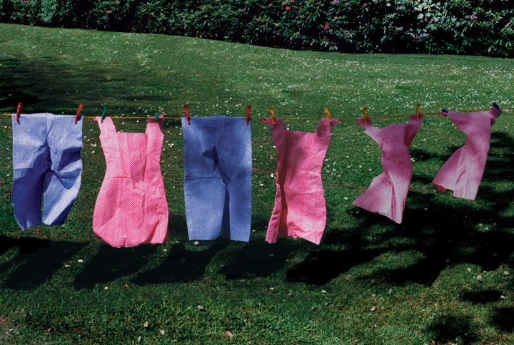 Julia Douglas, Another Good Drying Day