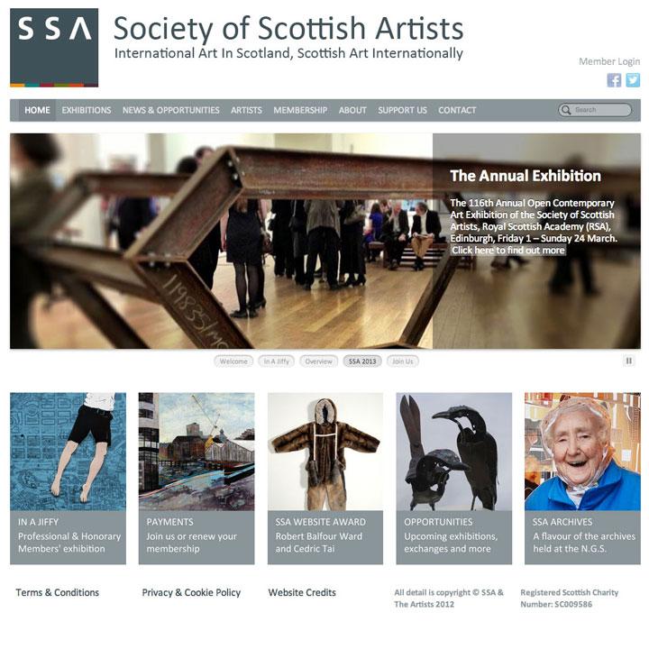 SSA-web