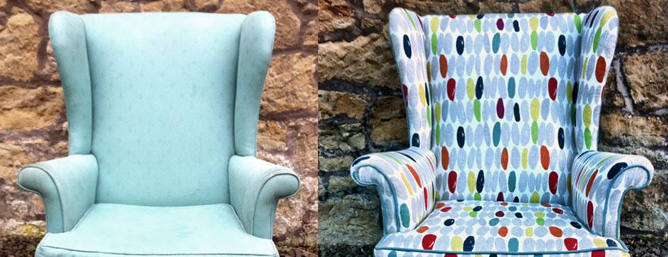 Parker Knoll Re-upholstered