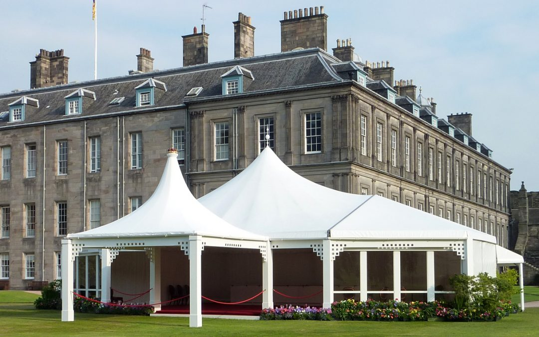 HUGE New Website for Purvis Marquee Hire