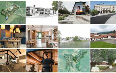 Mariette Marty's New Architecture Website